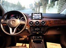 Mercedes Benz B Class car is available for sale, the car is in Used condition