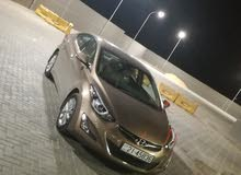 Brown Hyundai Elantra 2016 for sale