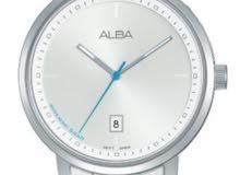 ساعة Alba جديدة بالبوكس