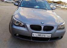 BMW 530 car for sale 2005 in Tripoli city
