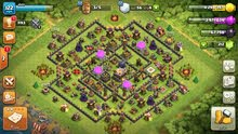 clash of clans -game