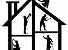 صيانة شامله للمنازل