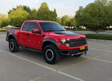 Red Ford Raptor 2014 for sale