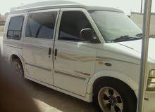 Gasoline Fuel/Power   Chevrolet Astro 2000