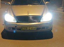 190,000 - 199,999 km Mercedes Benz S 500 2001 for sale