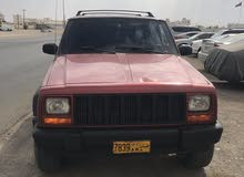 Manual Jeep 1999 for sale - Used - Liwa city