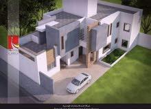 منزل دور ارضي البيع كرزاز مساحة ارضه 300