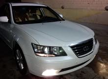 Hyundai Sonata 2009 For sale - White color