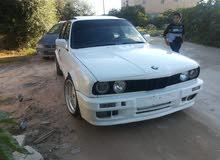 Manual BMW 1990 for sale - Used - Zawiya city