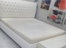 للبيع غرفة نوم مستعملة 8 اشهر نضيفه جدا شبه جديدة وماركة اصلية