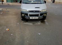 Manual Silver Hyundai 2001 for sale