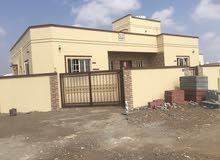 Al Maabilah neighborhood Seeb city - 200 sqm house for sale