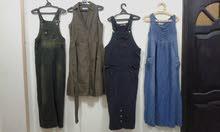 نصف طن ملابس خليجي متنوع كالجديد سعر الكيلو 100جنيه