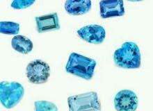 يوجد لدينا جميع انواع الاحجار كريمة للمزيد التواصل علا 95097251