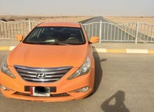 Automatic Red Hyundai 2013 for sale