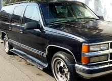 Black Chevrolet Suburban 1999 for sale