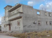 منزل دور ونص للبيع في شبنة الجديدة قرب موزع العنيزي
