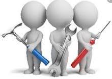 خدمات صيانة شاملة لجميع الفئات