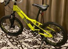 دراجة هوائية ثلاث سرعات جديده استخدام قليل