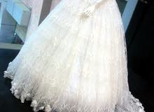 فستنان زفاف