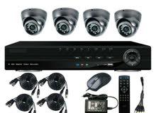 تركيب وصيانة جميع انظمة كاميرات المراقبة