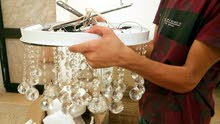 Lighting - Chandeliers - Table Lamps for sale in New condition