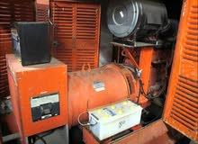 مولدات الكهرباء ومضخات المياة وطلمبات الحريق