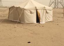 للبيع خيمة جديده