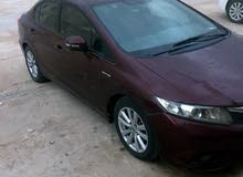 km mileage Honda Civic for sale