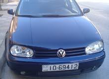 Gasoline Fuel/Power   Volkswagen Golf 2002