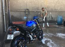 Buy a Used Suzuki motorbike made in 2014