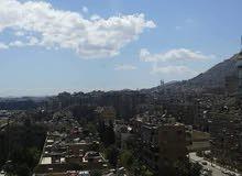 شقة في برج للبيع وسط دمشق