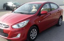 hyundai accent model.2014 for sale