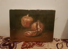 لوحات فنية مقتنية