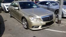 2011 Mercedes E350 American specs car in excellent condition