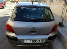 Peugeot 307 2005 for sale in Amman