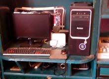 كمبيوتر كامل بأرخص سعر في مصر