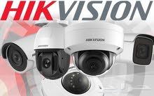 فني مهندس تركيب منظومة كاميرات المراقبة Hikvision
