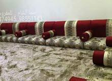 making new sofa mojlis /jolsa /carpet/curtains making and fixing.70089601
