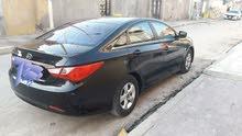 سوناتا 2013 للبيع او مراوس بسيارة عالية