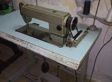 ماكينة خياطة صناعية بحالة ممتازة