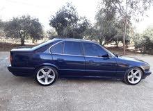 Blue BMW 520 1994 for sale