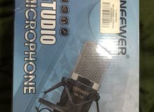 مايكروفون استوديو احترافي للبيع