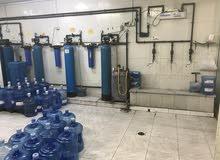 محل تحلية مياه للبيع في الجبيهة