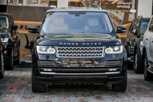 Land Rover Range Rover Vogue car for sale 2016 in Amman city