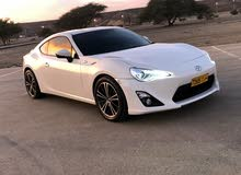 Toyota GT86 2013 For Sale