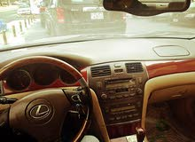 Used condition Lexus ES 2002 with 190,000 - 199,999 km mileage
