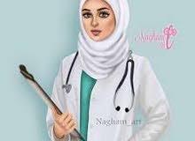 مطلوب طبيبة جلدية وطبيب أسنان أخصائي تقويم