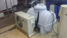 مبرد مياه الخزانات ( جهاز تبريد خزانات مياه )