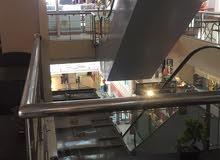 محلين في مجدي مول طابق المطاعم والكافيهات للإيجار الطابق الثاني بسعر مغري